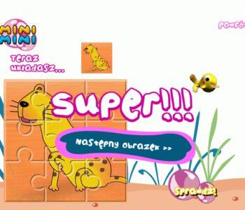 Puzzle Mama Mirabelle – gra online dla dzieci