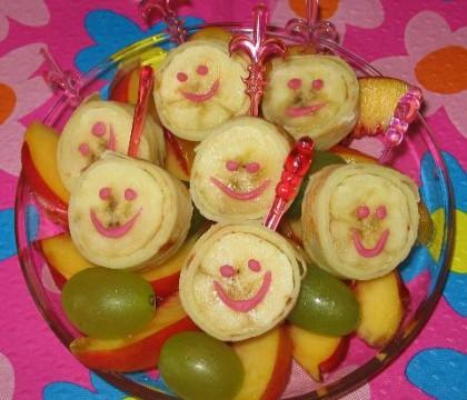 Uśmiechnięte naleśniki