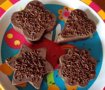 Przepis na czekoladowe ciasteczka bez pieczenia