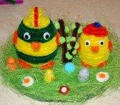 Wielkanocne-kolorowe-kurczaki