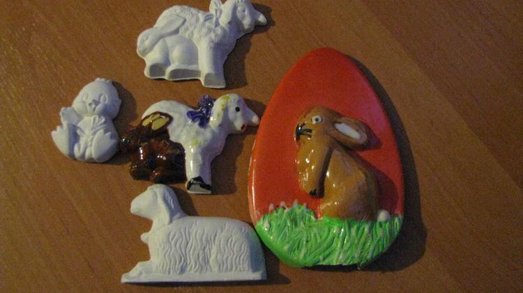 Wielkanocne-ozdoby-z-gipsu