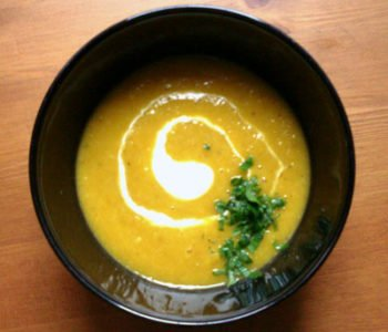 Przepis na pyszną zupę z dyni
