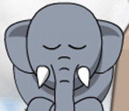 Chrapanie-słonia