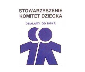 Stowarzyszenie Komitet Dziecka w Łodzi logo