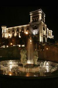 Noc Muzeów 2013 ETNONOC. Muzeum w Bielsku-Białej  Zamek i Dom Tkacza