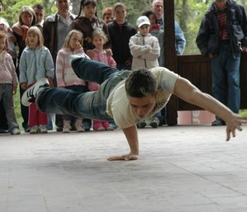 Breakdance taniec dla dzieci