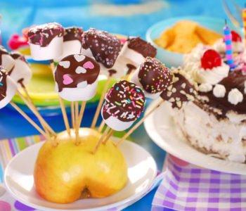 Przepis na słodkiego jeżyka – deser z pianek marshmallow