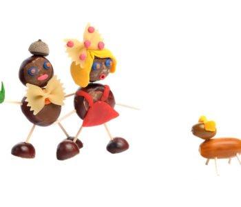 Kasztaniaki – ludziki z kasztanów