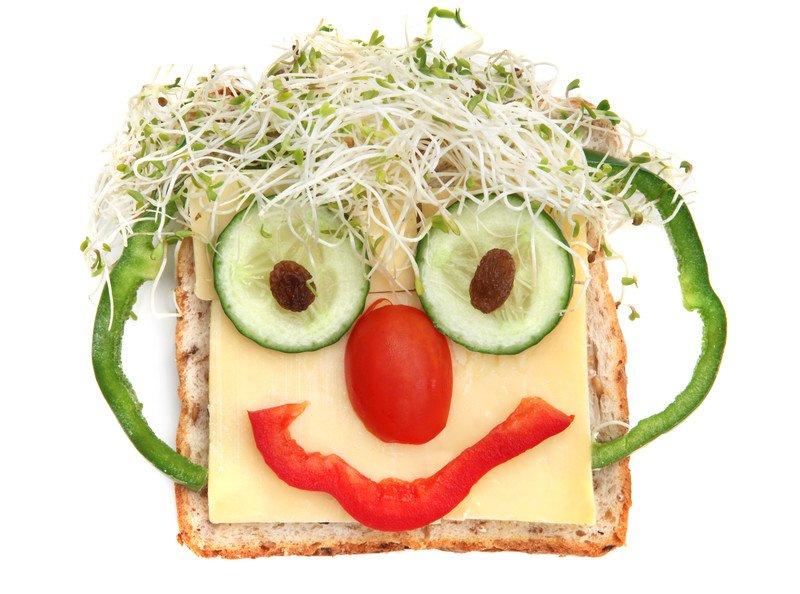 przepis na tost z serem i warzywami