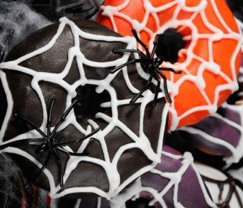 przepis na pączki z pajęczyną