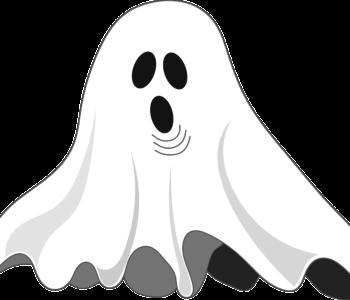 pixabay duch halloween