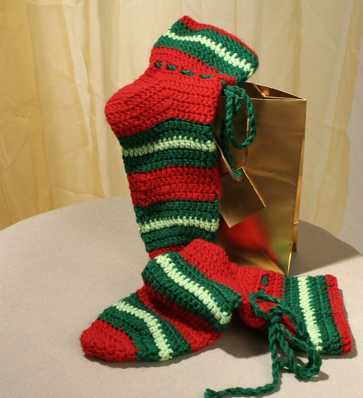skarpety święta boże narodzenie prezent