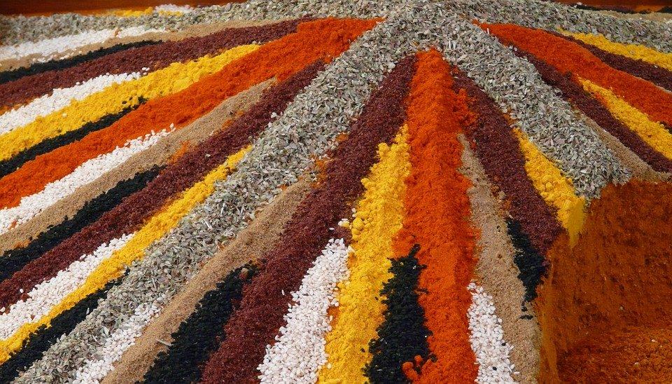 Mozaika przypraw