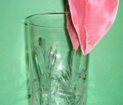 Walentynki – serce na szklankę