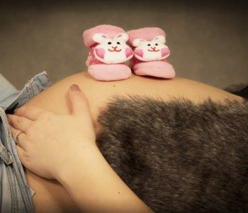 Odczuwanie bólu w ciąży