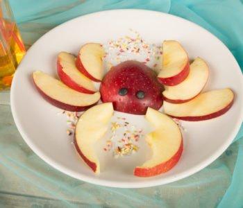 Przepis na kraba z jabłka – jabłkowe zabawy