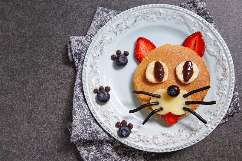 racuszki z kotkiem