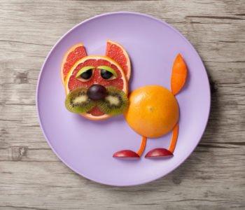 Przepis na pieska z grejpfruta – zabawny deser