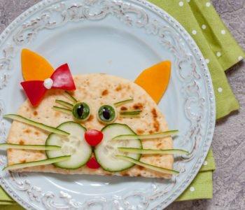 Koci ser – przepis na tortillę z serem – quesadilla