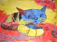 kotek-i-włóczka