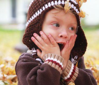 Dzieci i nauka języków obcych.