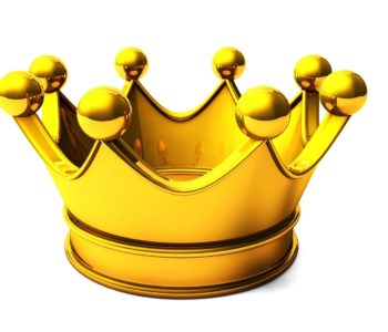 Korona króla jak zrobić
