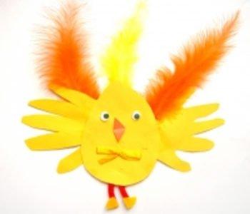Kurczaczek w twoich rękach