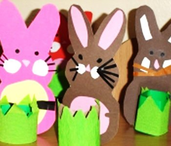 Świąteczne króliczki
