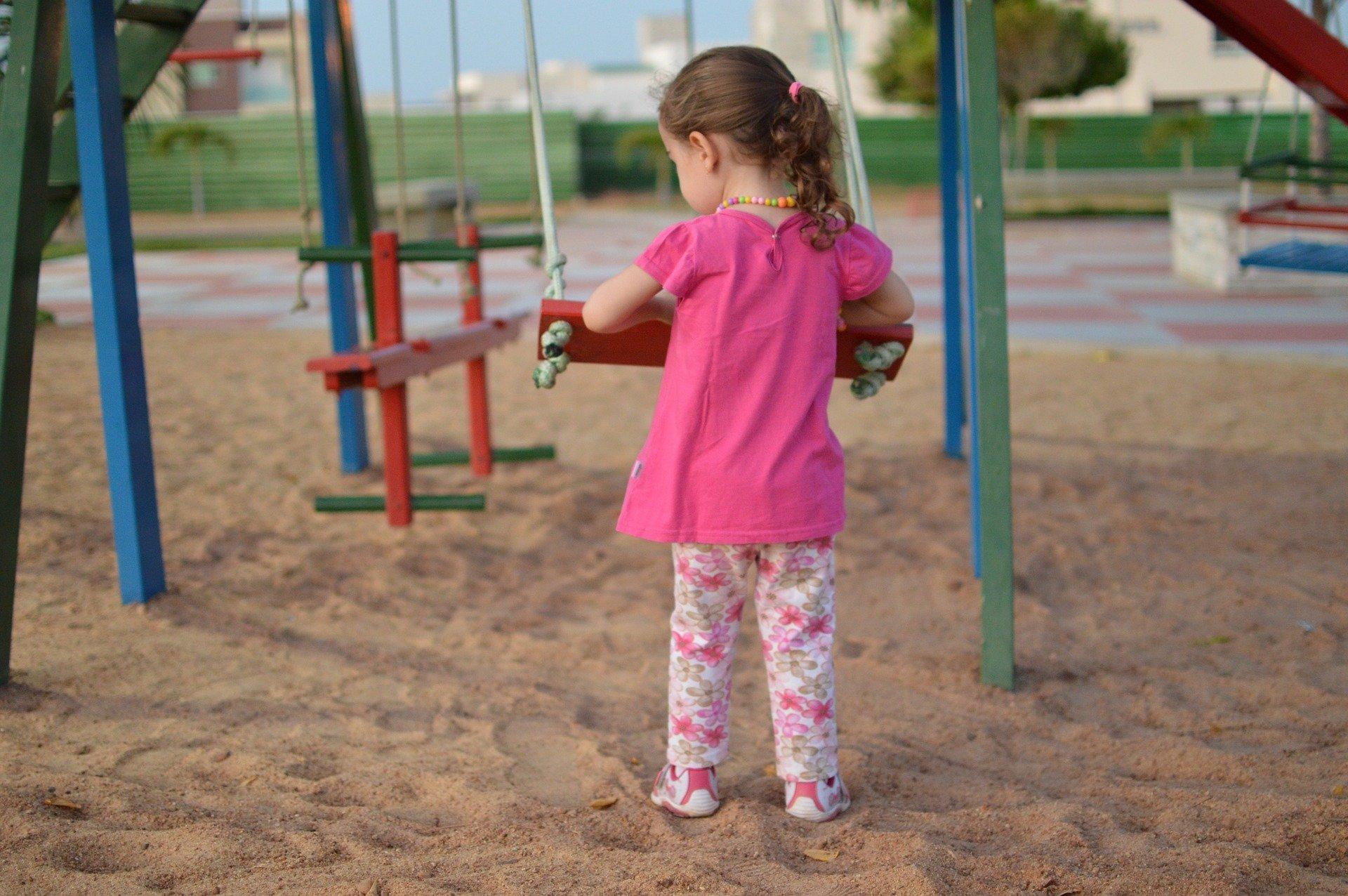 Rozwój dziecka na placu zabaw