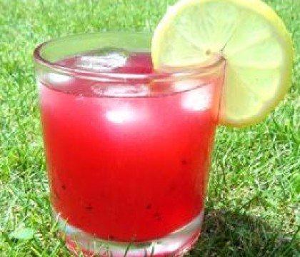 Lemoniada z truskawek