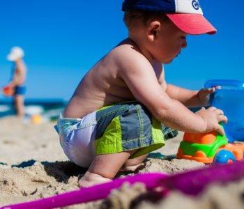 Wakacje z dzieckiem. Co zabrać na wyjazd z dzieckiem