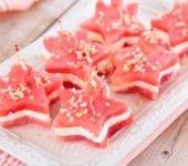 przepis na zdrowe ciasteczka z arbuza