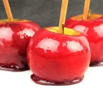 Przepis na jabłka w karmelu
