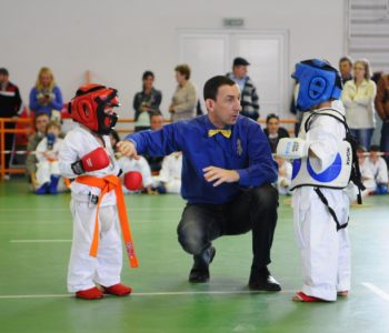 Nauka sportów walki przez dziecko