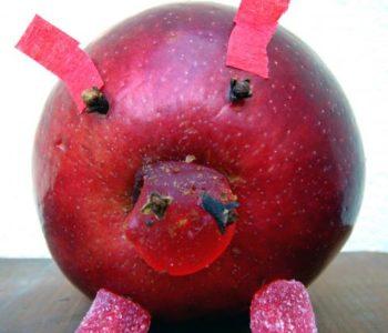 Jabłkowa świnka