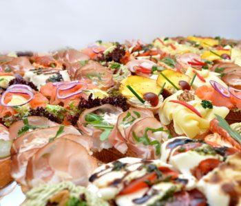 Dekoracyjne kanapeczki