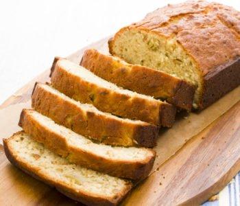 Przepis na pyszny chleb bananowy