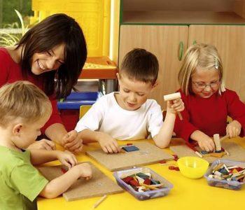 Zapisywanie dziecka do przedszkola