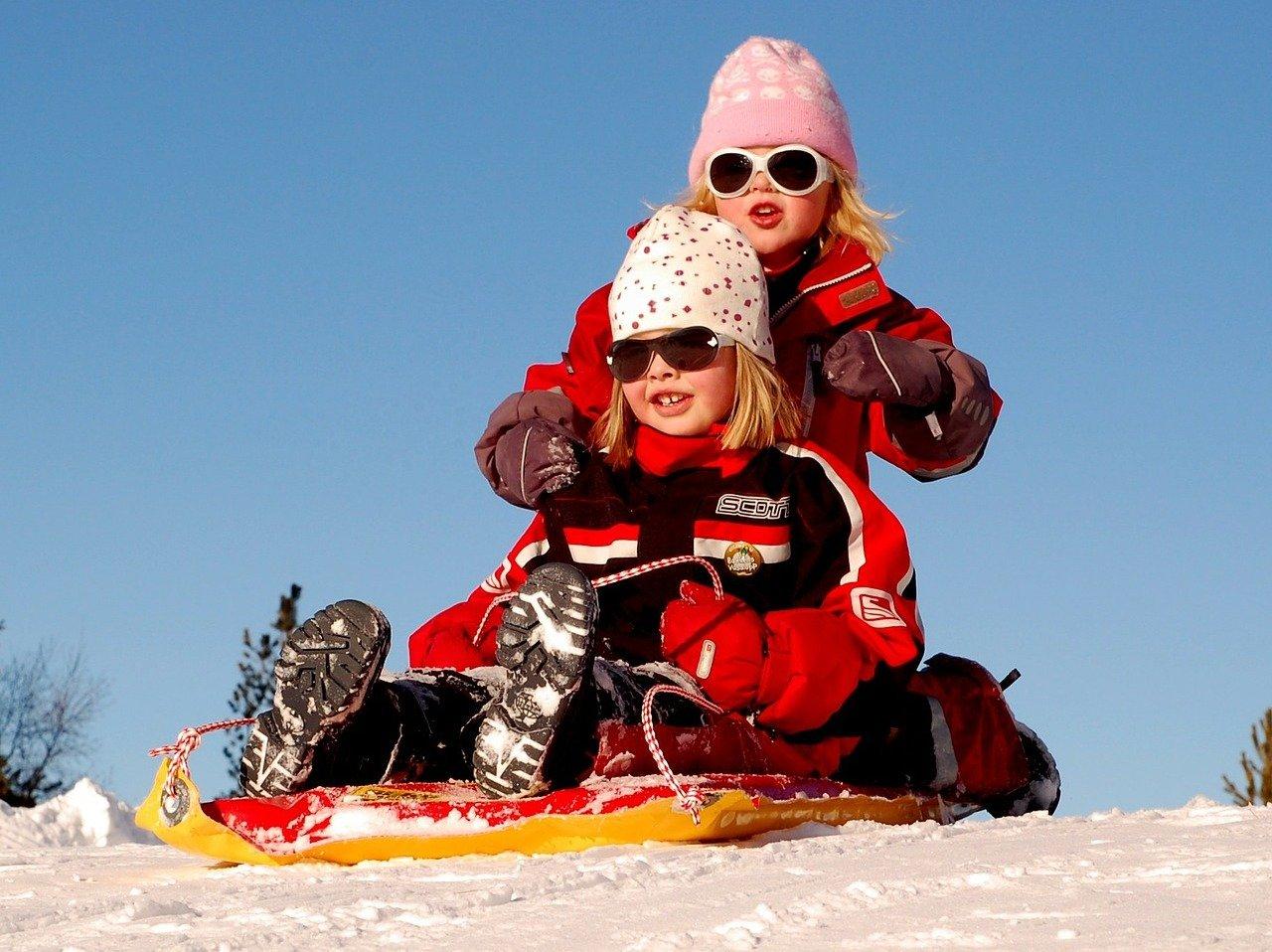 Pomysły na zimowe zabawy z dzieśmi