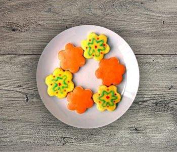 Przepis na kruche wiosenne ciasteczka