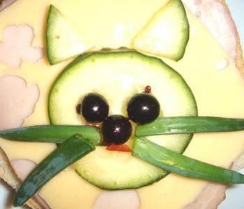Kocia-kanapka