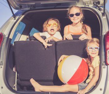 Wyjazd z dzieckiem. pomysły na zabawy w podróży.