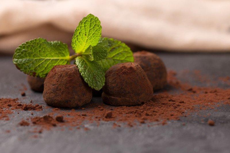 Przepis na kulki czekoladowe