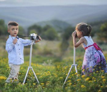 Pierwsze kroki dziecka w fotografii. Porady dla młodego fotografa