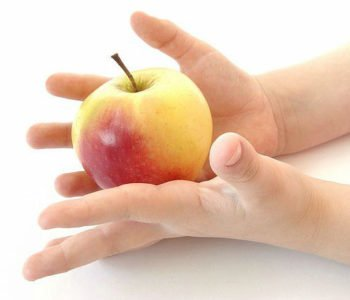 Jabłkowe przepisy dla dzieci