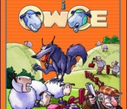 Gra planszowa dla dzieci wilki i owce