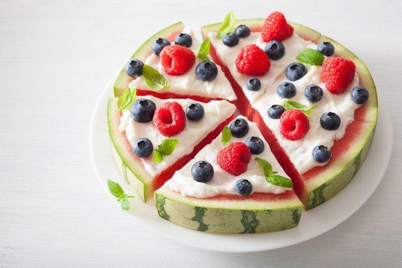 przepis na zdrowy tort na urodziny