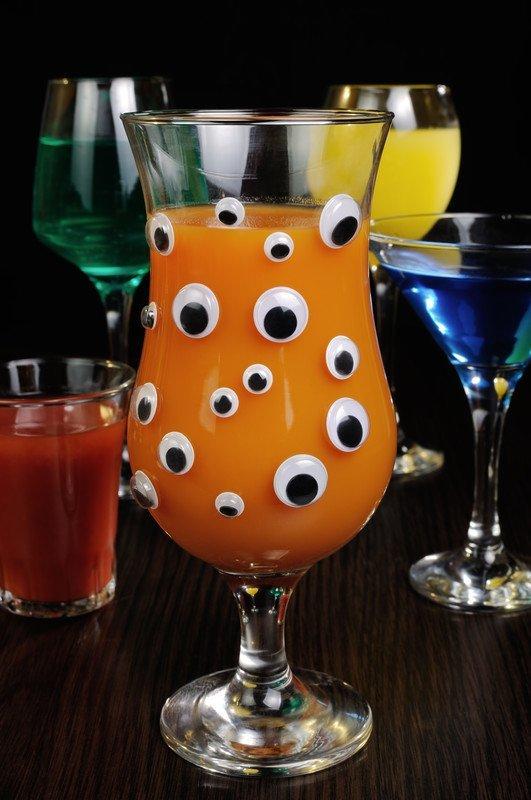przepis na drinka z oczami