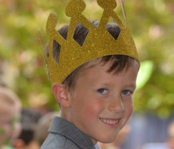 Scenariusz balu karnawałowego dla dzieci królewna