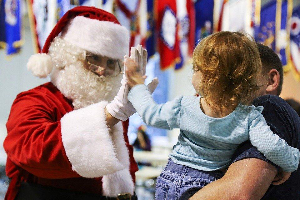 Mikołaj w różnych krajach